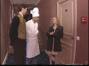 Dora Venter In Smoking Hot Threesome